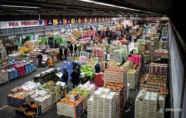 Світові ціни на продовольство досягли максимуму з 2014 року