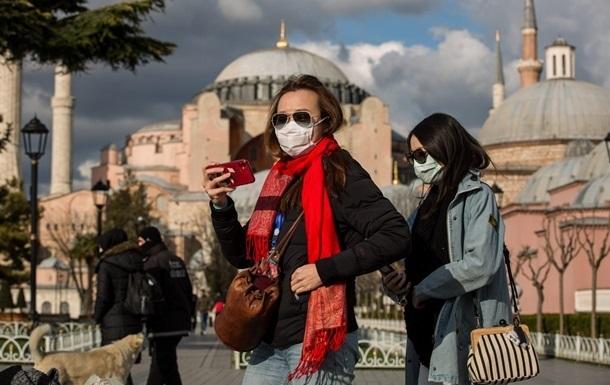 В Турции рекордные 54 тысячи случаи заражения в сутки