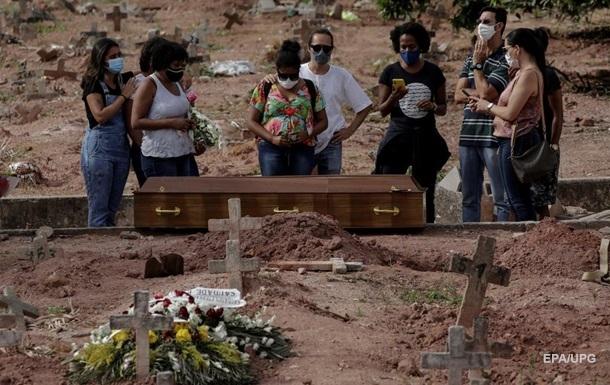 Как геноцид. Бразилия погибает от коронавируса