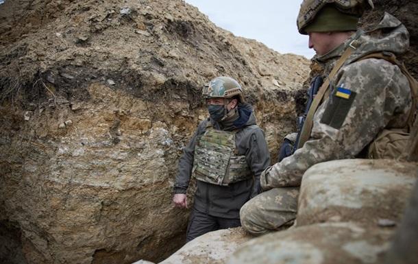 Словесные угрозы. На Донбассе растет напряжение