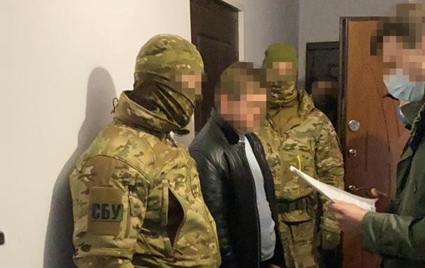 У сервісному центрі МВС виявили сепаратиста  ЛНР