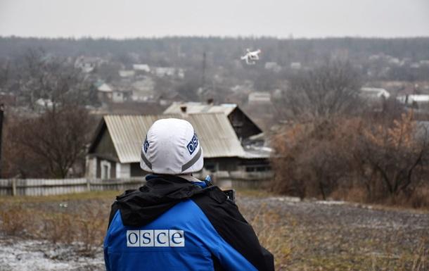 Наблюдатели ОБСЕ побывали на месте гибели ребенка в ОРДЛО