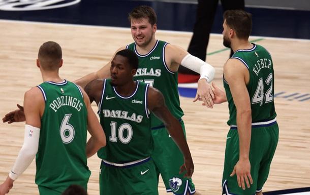 НБА: Даллас вырвал победу у Милуоки, Лейкерс уступили Майами