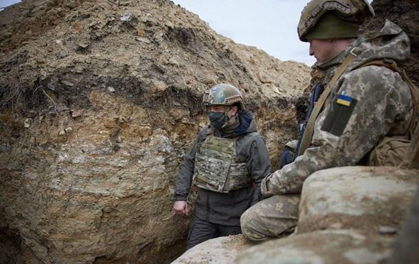 `Авдіївка. Промка. Бруси`: Зеленський зробив селфі на Донбасі