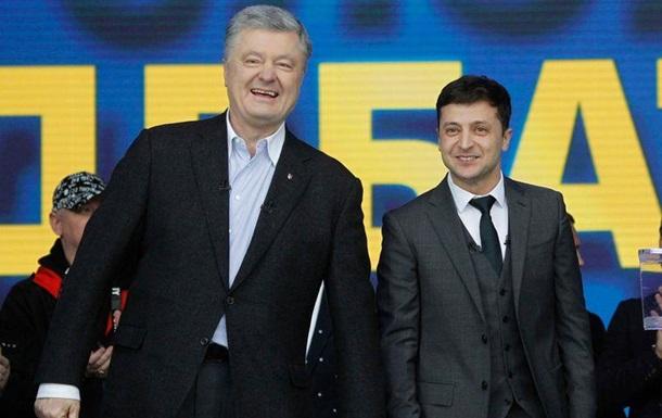 Неестественной союз: стоит ждать дружбы Зеленского с Порошенко на Киевщине