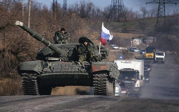 Треть украинцев считают высокой угрозу вторжения РФ в Украину