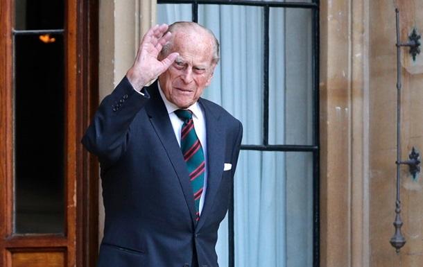 Помер принц Філіп - чоловік королеви Єлизавети II
