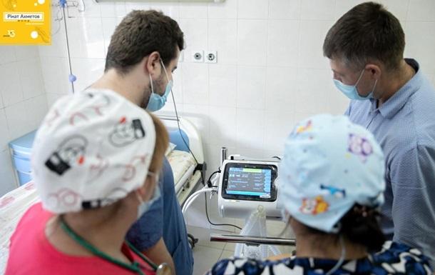 Всемирный день здоровья: Фонд Рината Ахметова спасает жизни людей