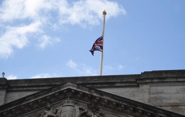 Смерть принца Філіпа: у Британії почалася жалоба
