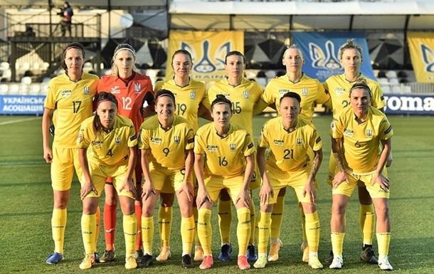 Євро-2022 серед жінок: збірна України програла Північній Ірландії