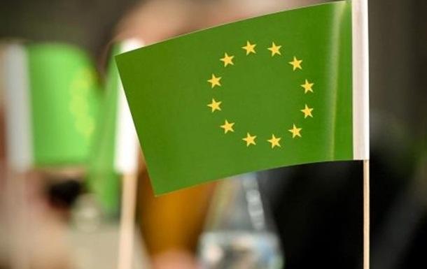 Власти готовы поддержать Green Deal только на 5%