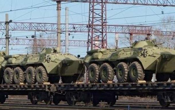 На востоке Украины неспокойно