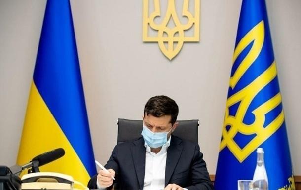 Зеленський затвердив склад ради з питань прав захисників України