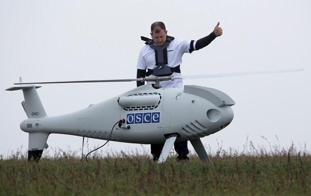 В ОБСЕ заявили об участившихся случаях 'глушения' БПЛА миссии на Донбассе
