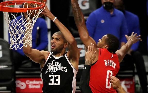 НБА: Атланта обыграла Чикаго, Клипперс сильнее Хьюстона