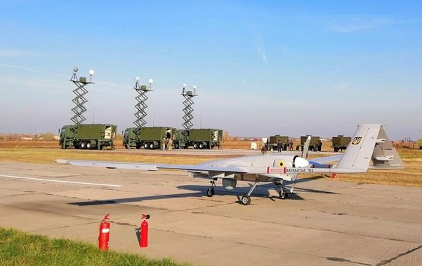 Турецкие дроны впервые побывали на востоке Украины – СМИ