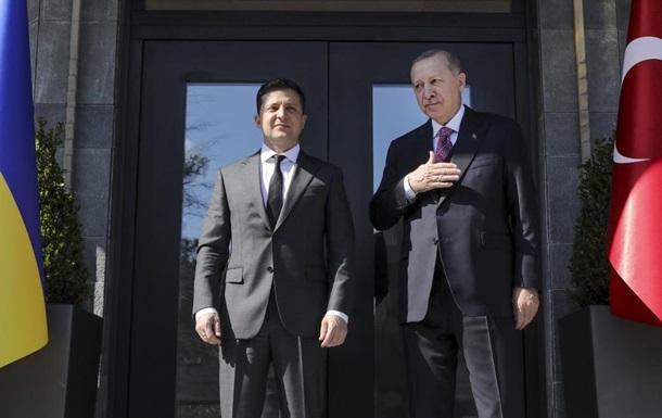 Эрдоган подтвердил принципиальное решение не признавать аннексию Крыма