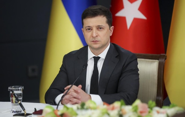 У Украины и Турции общее видение угроз – Зеленский