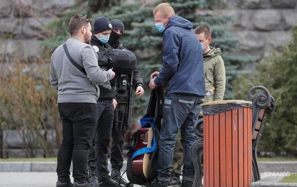 В Киеве резко сократилось число заболевших COVID