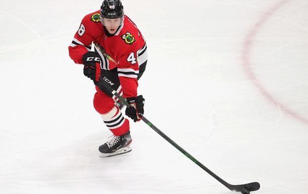 Уроженец из Украины отметился дебютной шайбой в НХЛ