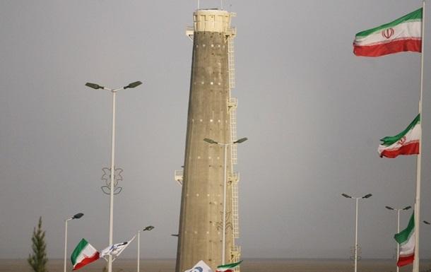 В Ірані на ядерному заводі сталася аварія