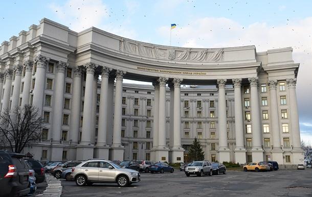 МЗС побачило потужну відповідь на ескалацію на Донбасі