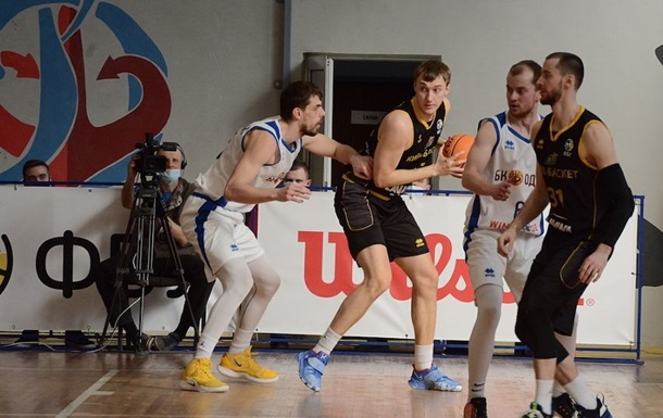 Київ-Баскет вирвав перемогу в Одеси