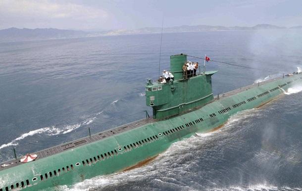 КНДР завершила створення 3000-тонної субмарини - ЗМІ