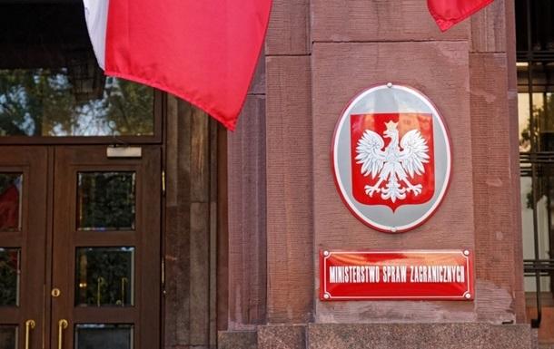 Польща готує санкції проти РФ через Україну