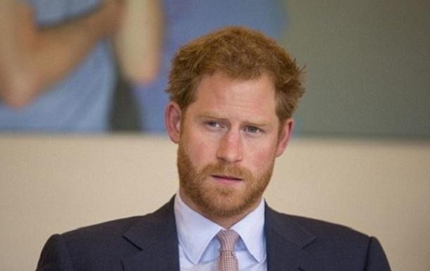 Принц Гарри прилетел в Британию на похороны дедушки - СМИ