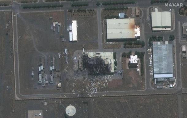 Иран обвинил Израиль во взрыве на ядерном объекте