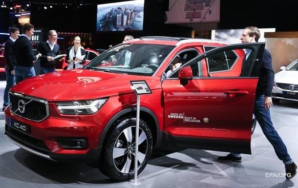 Volvo объявила о рекордных продажах за квартал