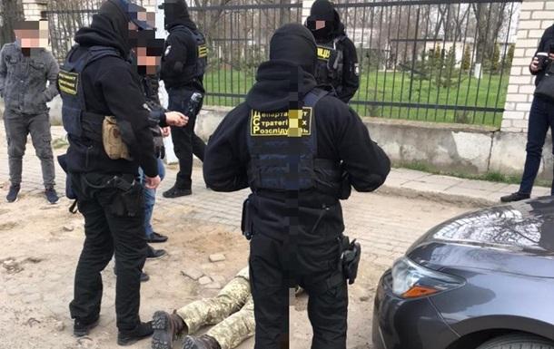 В Одессе задержали военного, требовавшего 180 тысяч грн за неотправку в ООС