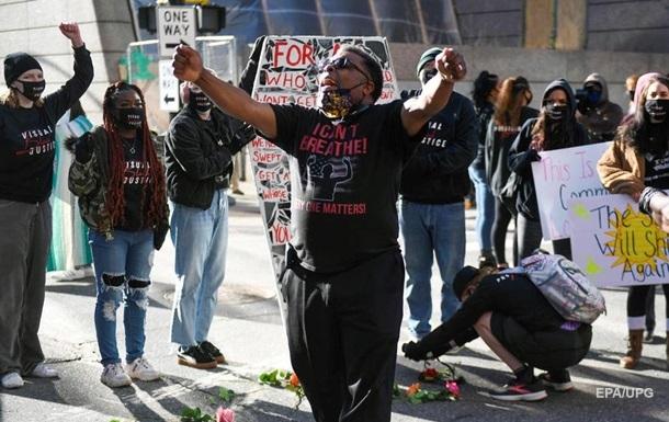 У Міннеаполіс ввели нацгвардію через протести