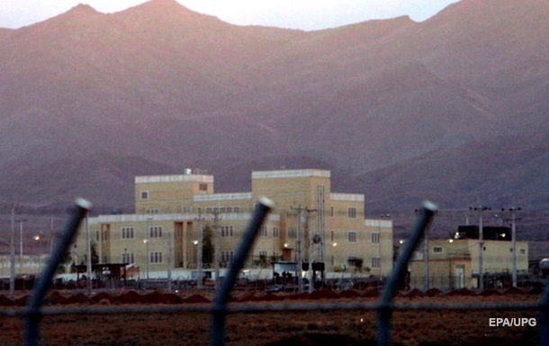 В Ірані розповіли про вибух на ядерному об єкті