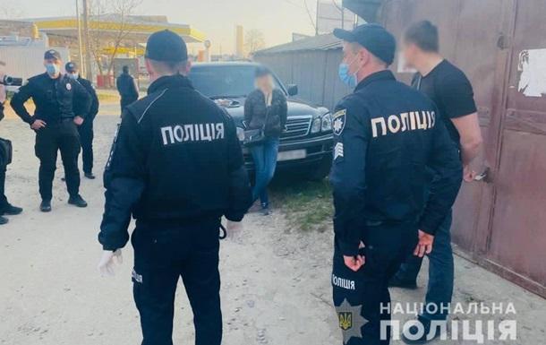 На Прикарпатье задержали гастролеров-фальшивомонетчиков