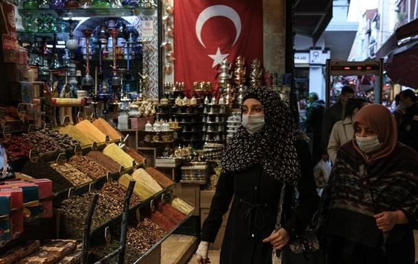 Влада Туреччини заявила про найскладніший період з початку пандемії