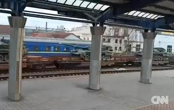 СМИ выдают украинские танки за российские - МИД РФ