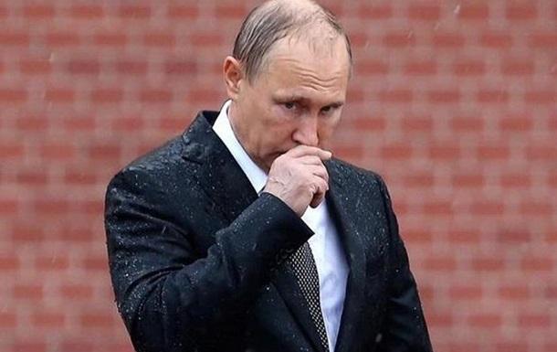 Над Кремлем сгущаются тучи