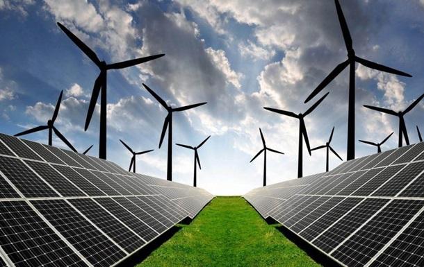 Как растет зеленая энергетика в мире и в Украине