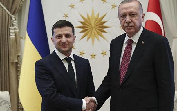Союз Украины с Турцией - гарантия безопасности в Черноморском регионе