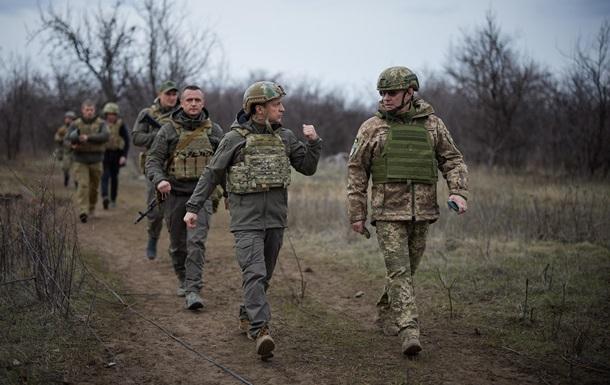 Самая горячая точка мира. Пресса о границе Украины