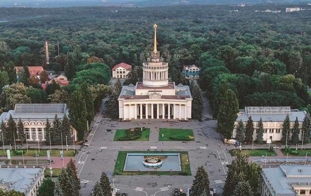 На ВДНГ у Києві пройшли обшуки