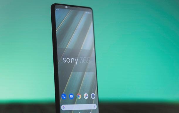 Sony представила новый смартфон Xperia 1 III с 4К-экраном