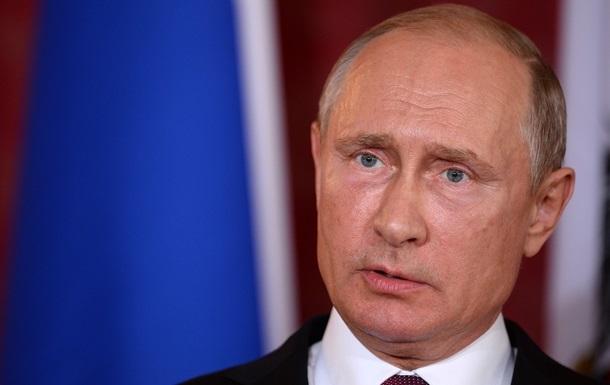 Путин сделал вторую прививку от COVID-19