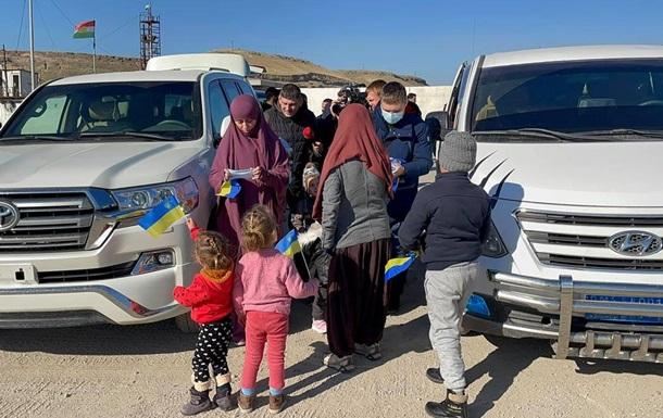 В лагерях в Сирии удерживают 40 украинских женщин и детей
