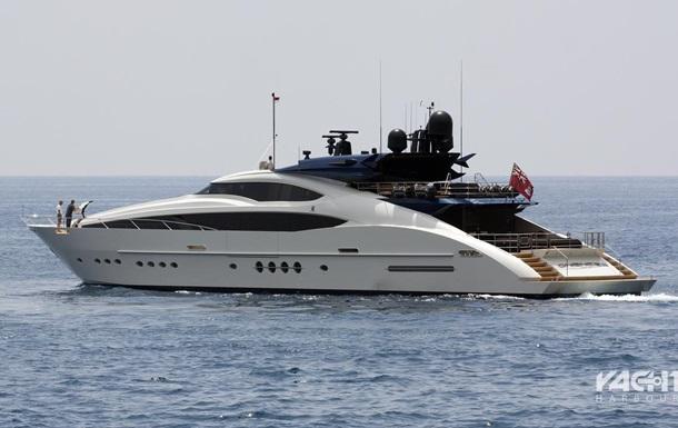 Еще один украинский олигарх продает яхту - СМИ