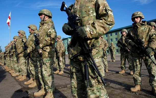 Грузия выведет своих военных из Афганистана