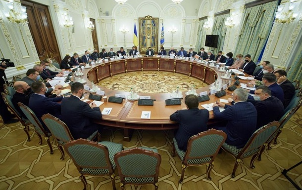 У Зеленского сообщили повестку заседания СНБО