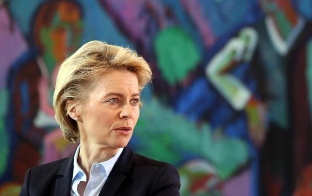 Фон дер Ляєн відмовилася відвідати Україну - ЗМІ